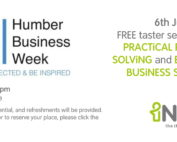 Humber Business Week taster sessions
